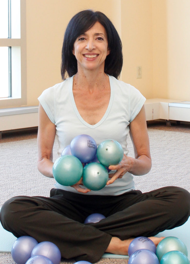 Elaine Petrone Miracle Ball Method