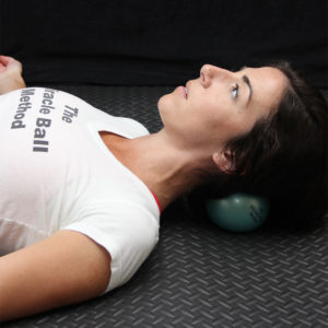 The Miracle Ball Method Back Neck Elbow Relief