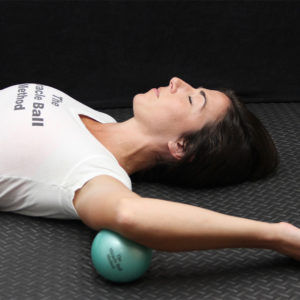 The Miracle Ball Method - Elbow on the Ball