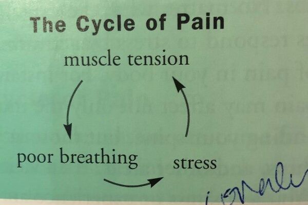 The Miracle Ball Method - Cycle of Pain Book